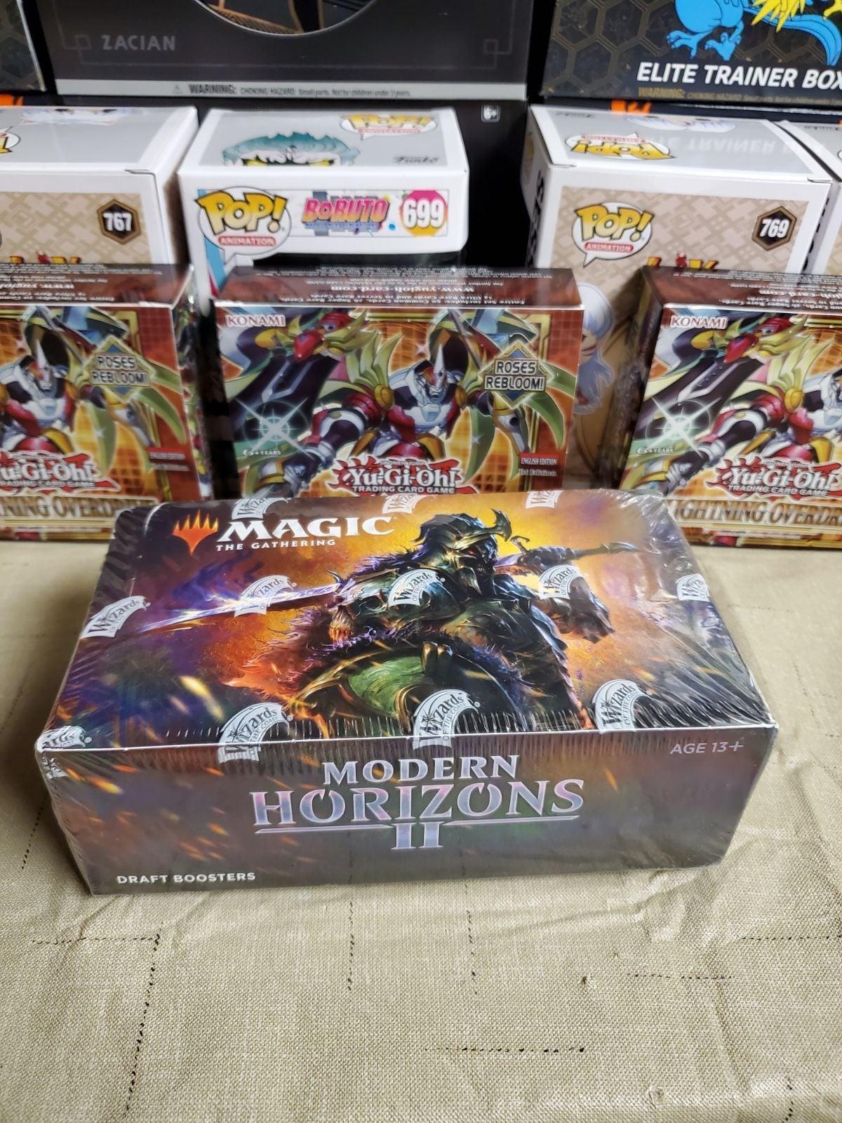 MTG-Modern Horizons 2 Booster Box