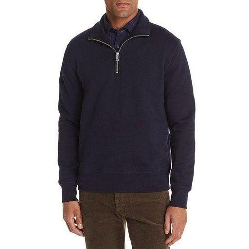 NEW Bloomingdale's Half-Zip Sweatshirt