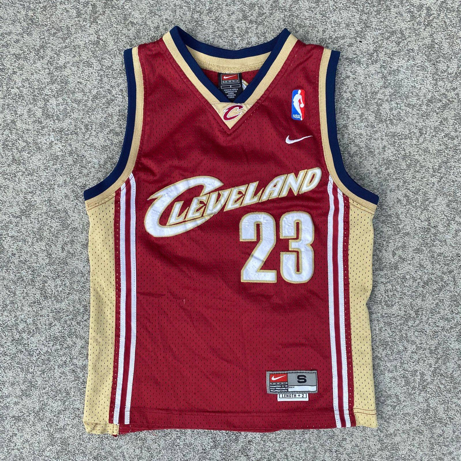 Nike Cavaliers Lebron James Jersey