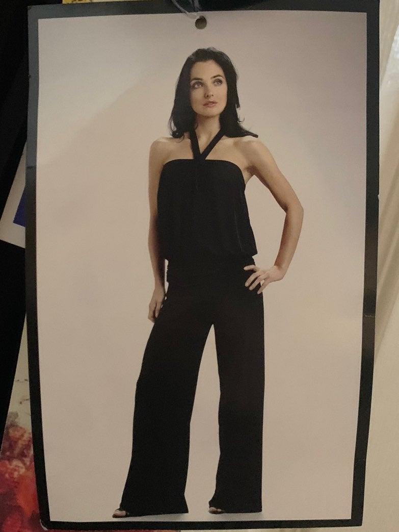 LapisGirl Jumpsuit - Black