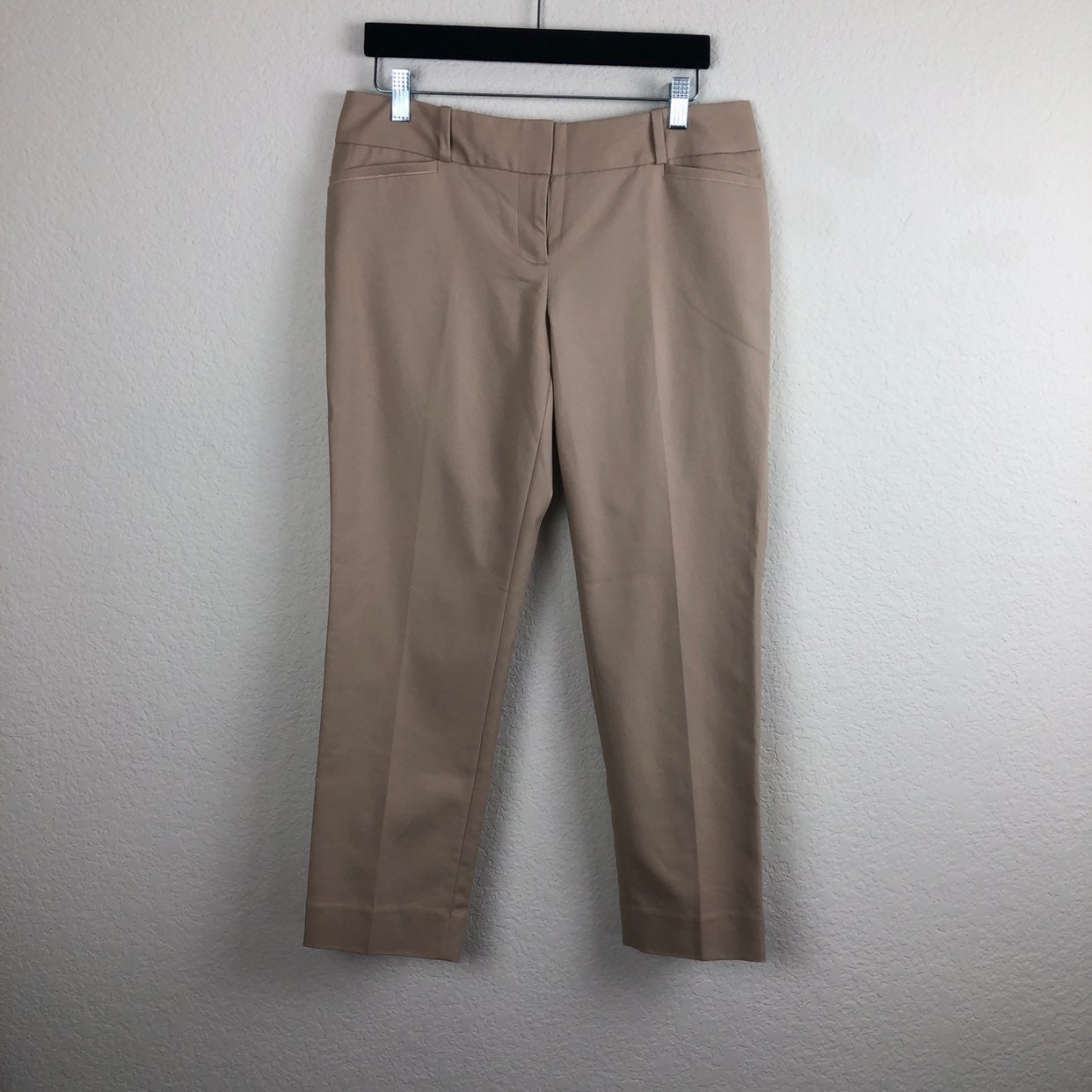 The Limited Light Tan Pencil Pant 8R NWT