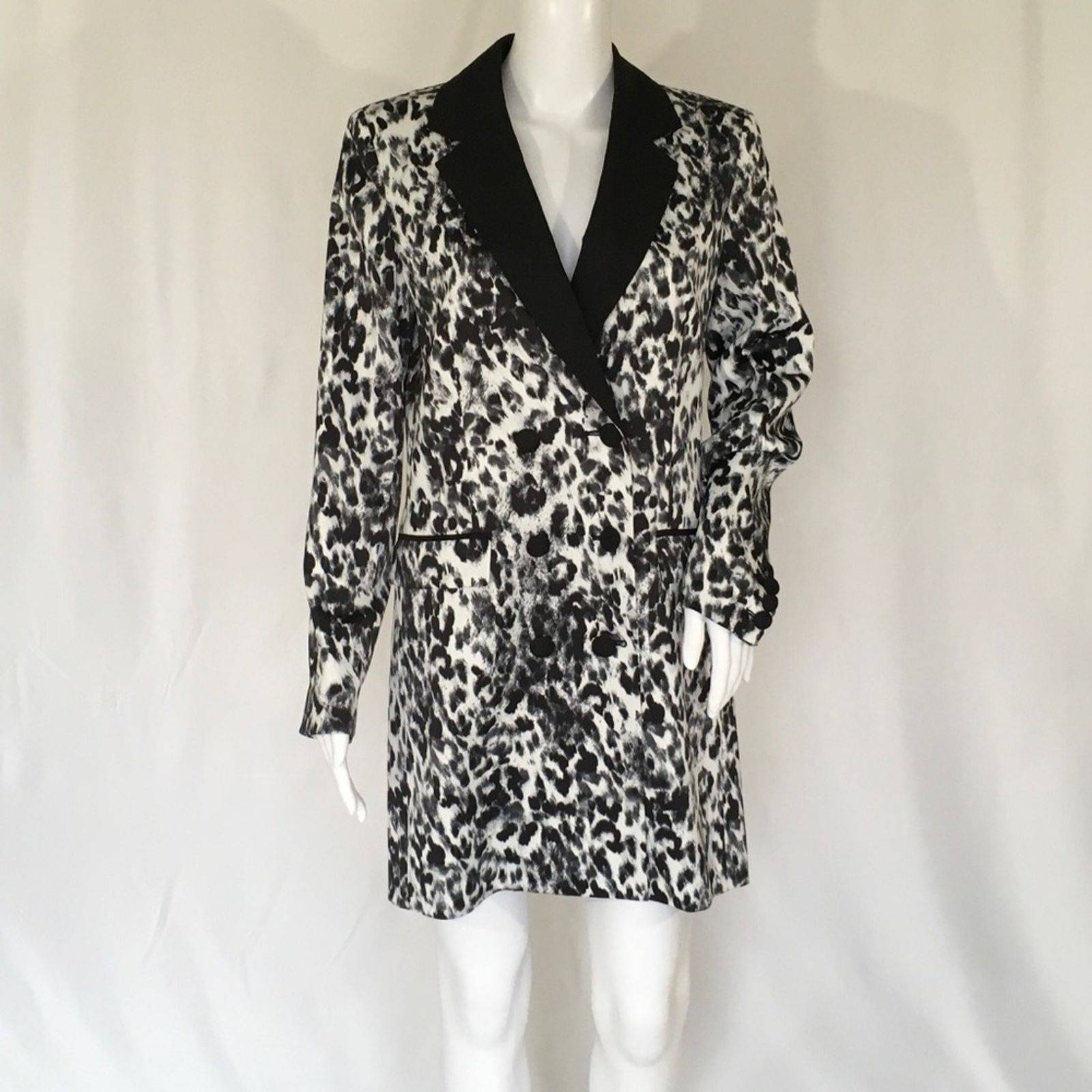 Rachel Roy Woman Cheetah Jacket