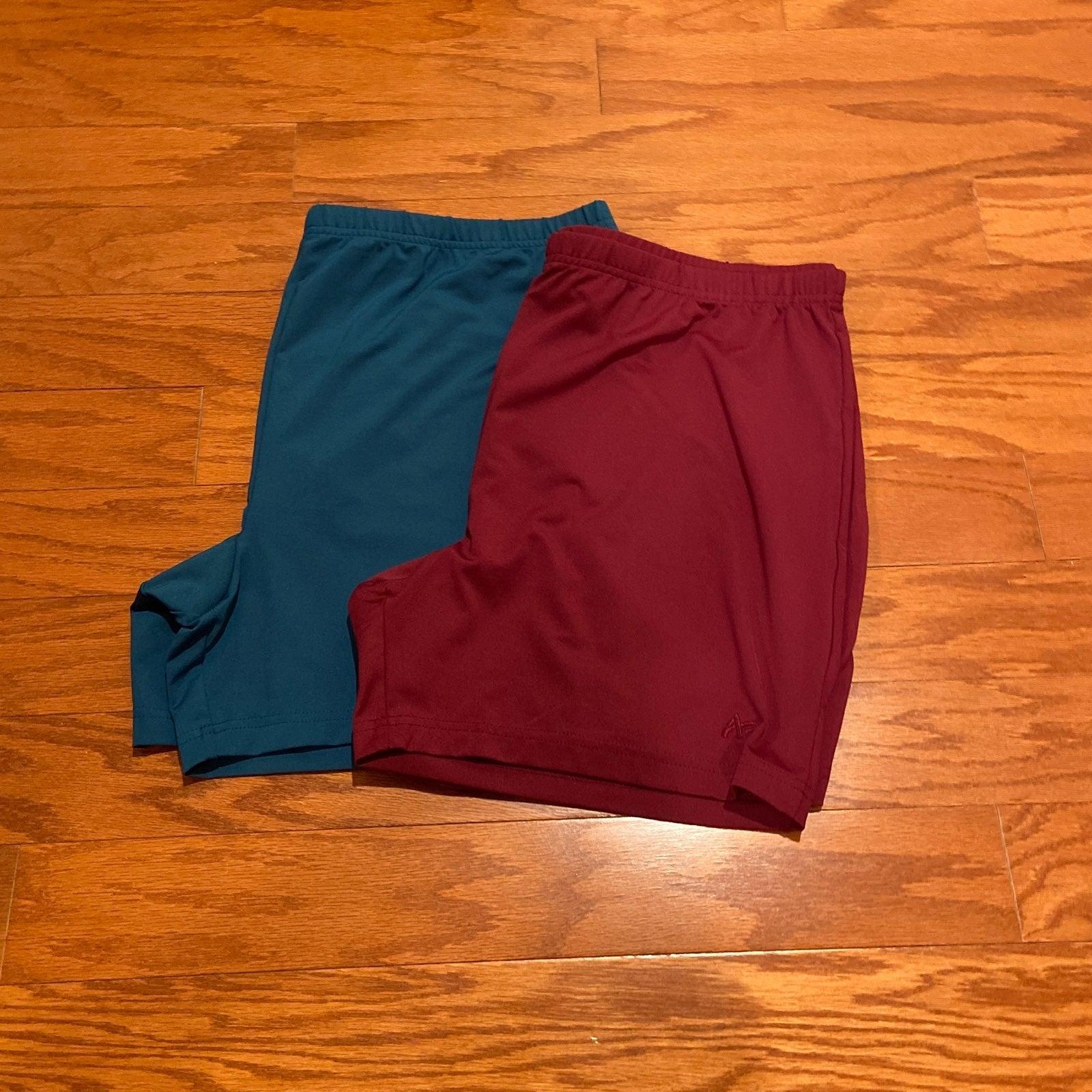 2 Pairs of Athletech Shorts