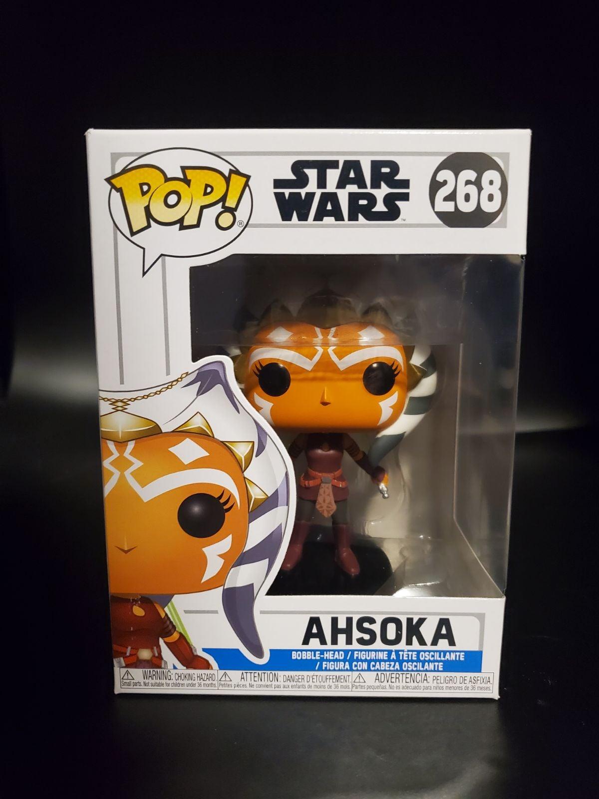 Ahsoka Clone Wars Funko Pop Star Wars