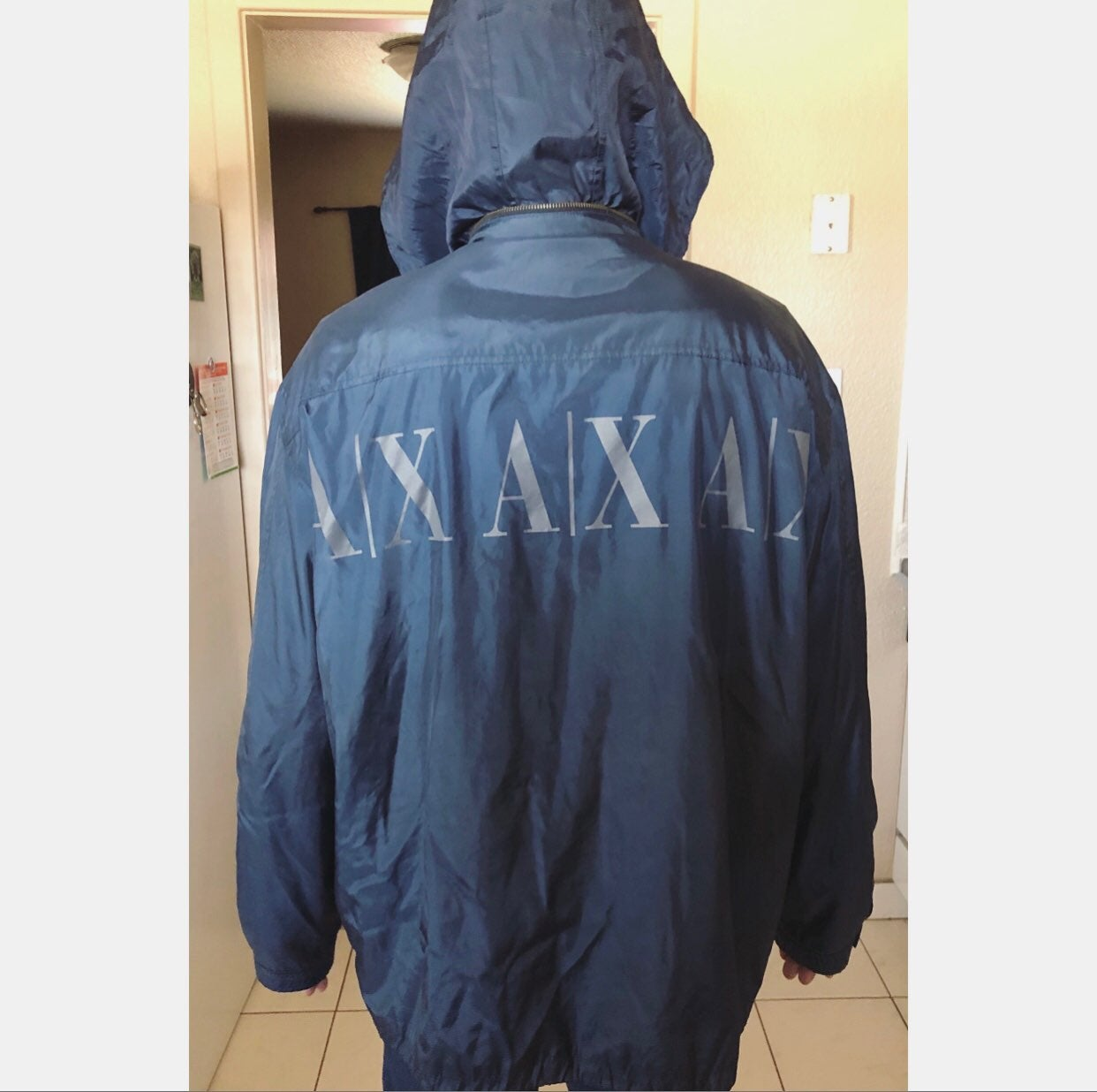 Armani Exchange Windbreaker