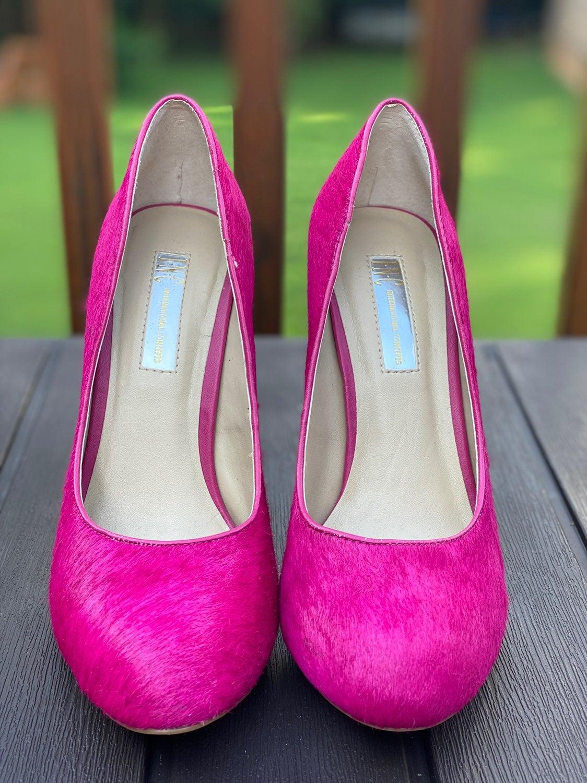 inc international concepts Hot Pink Heel