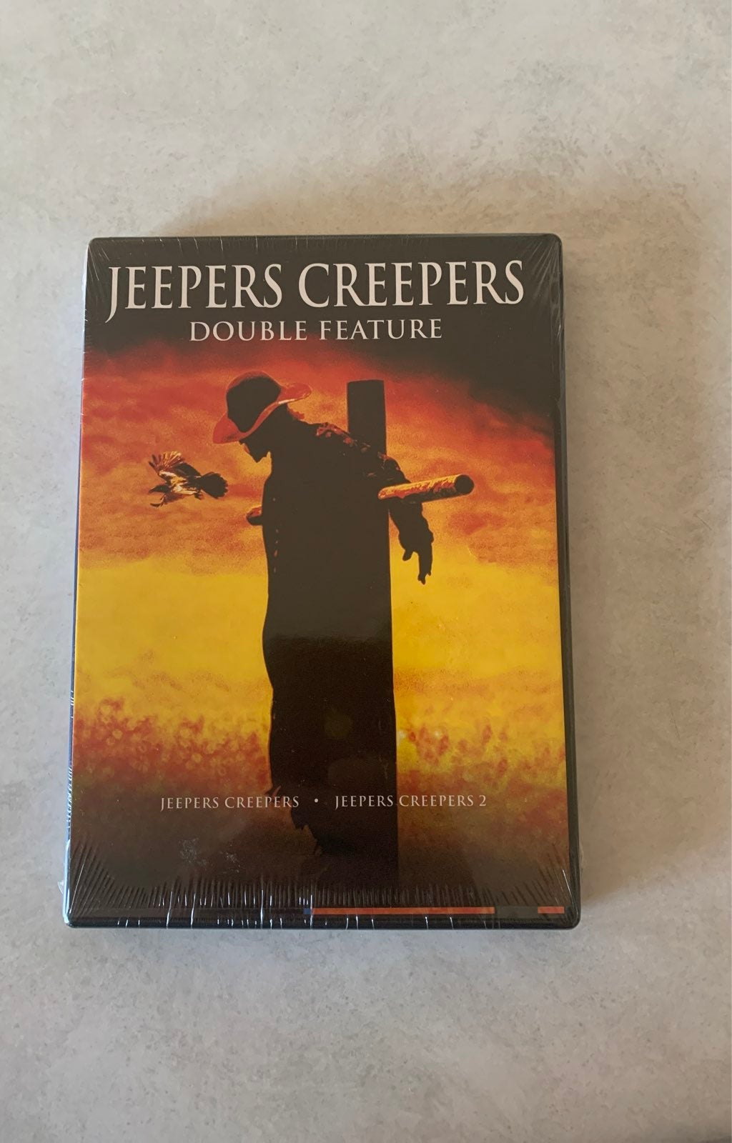 Double feature dvd FS