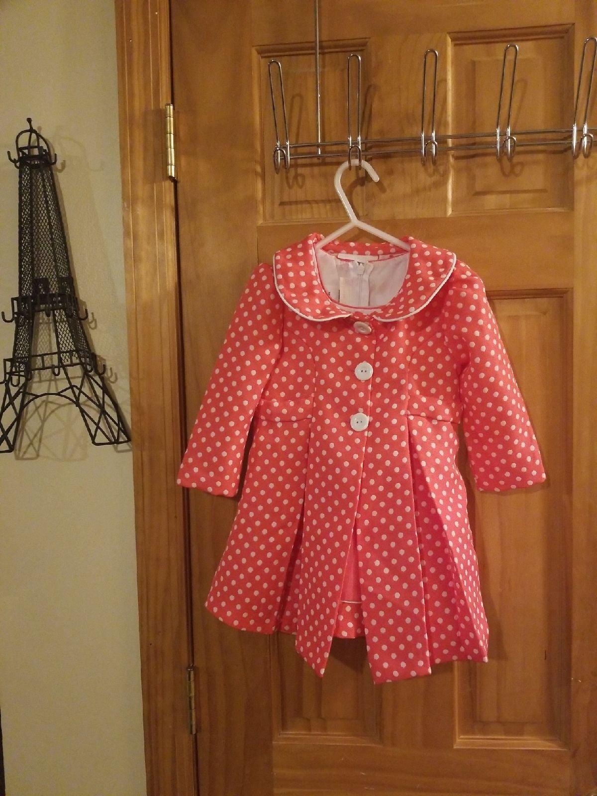18M Dress Jacket Set