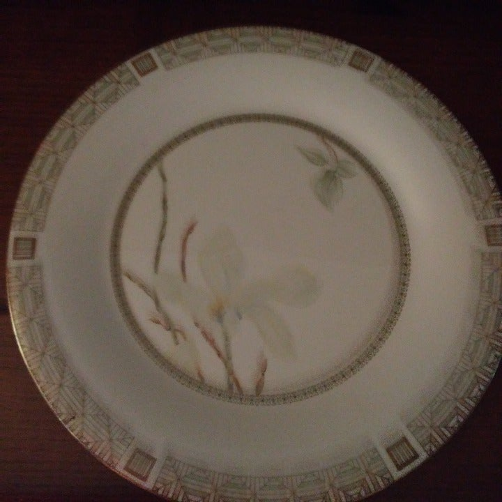 ROYAL DOULTON WHITE NILE PLATE