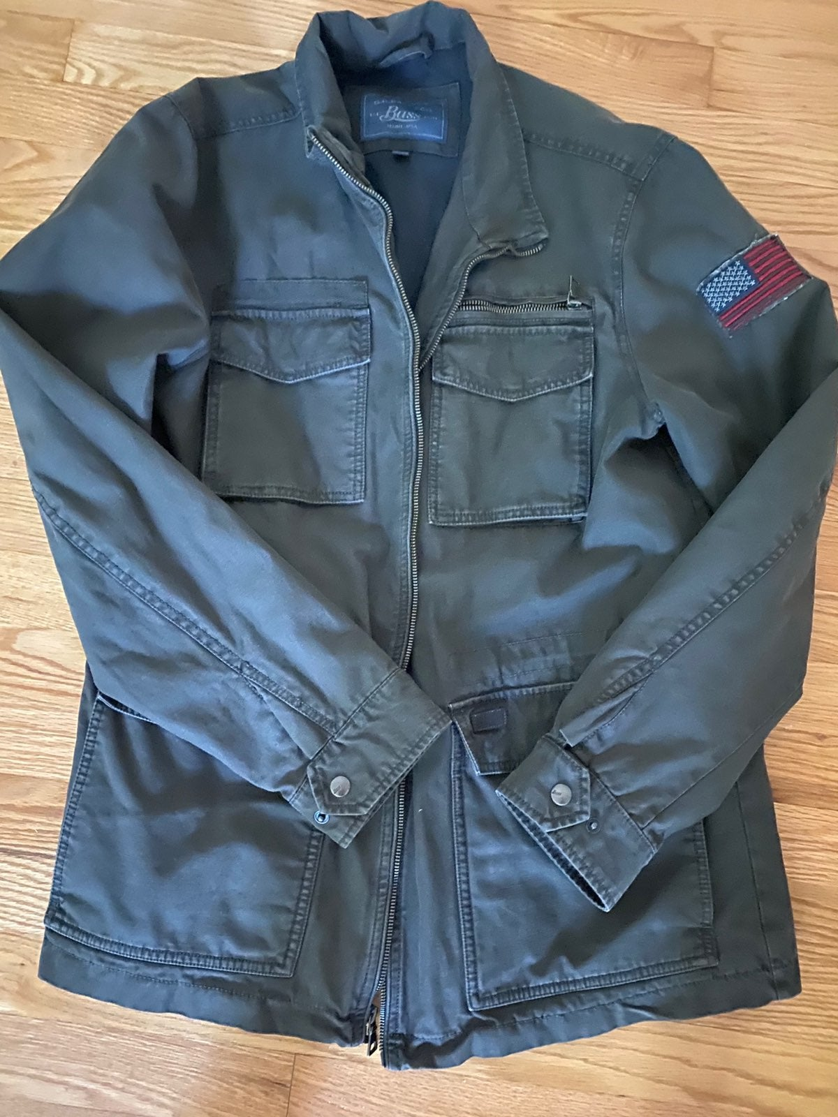 Milutary army green Jacket