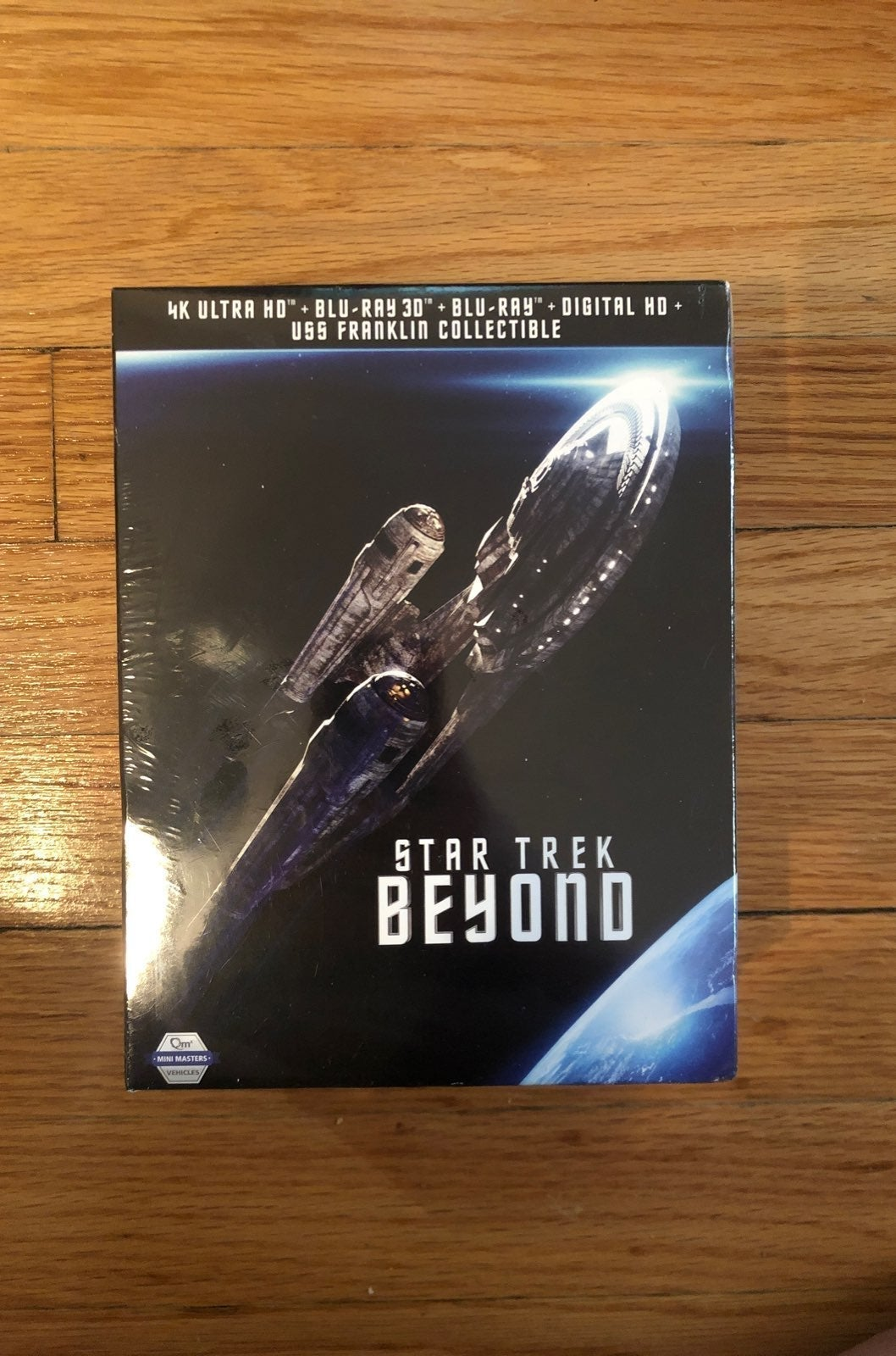 Star Trek Beyond (with collectible!)