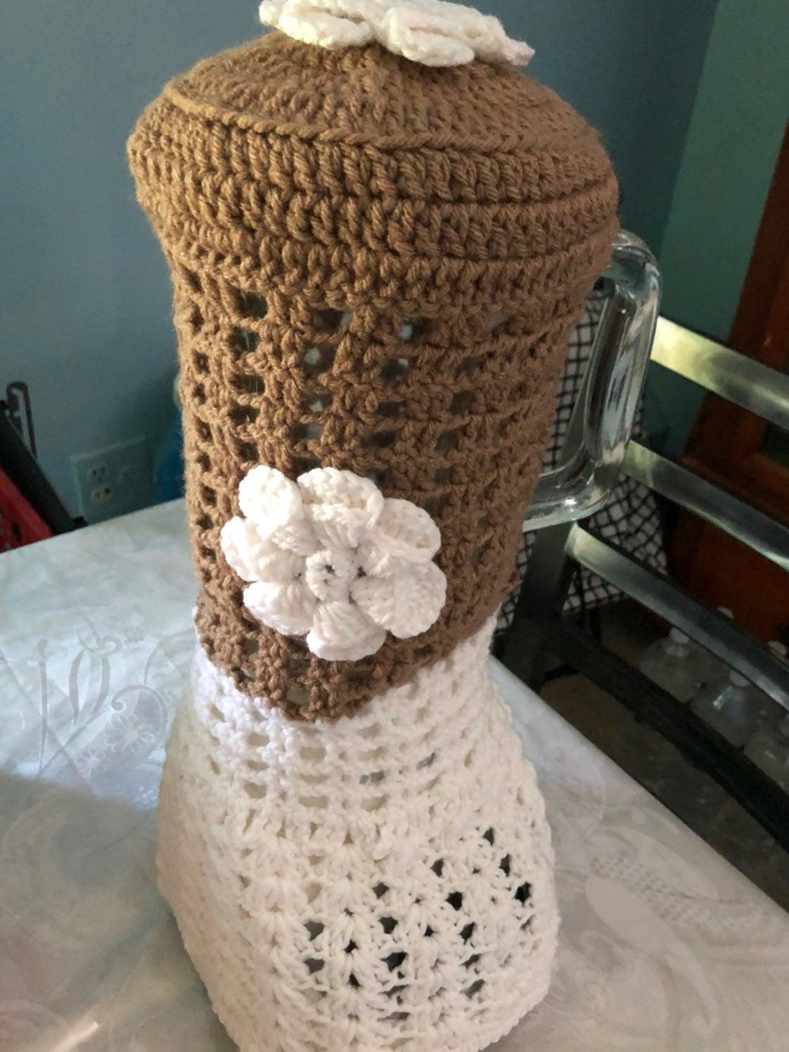 Blender crochet cover