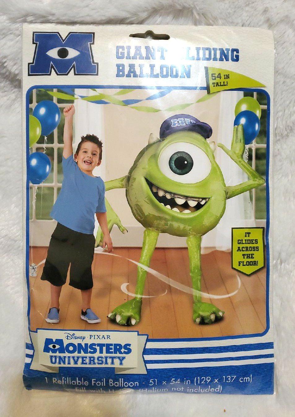 2 Monsters University Air walker balloon