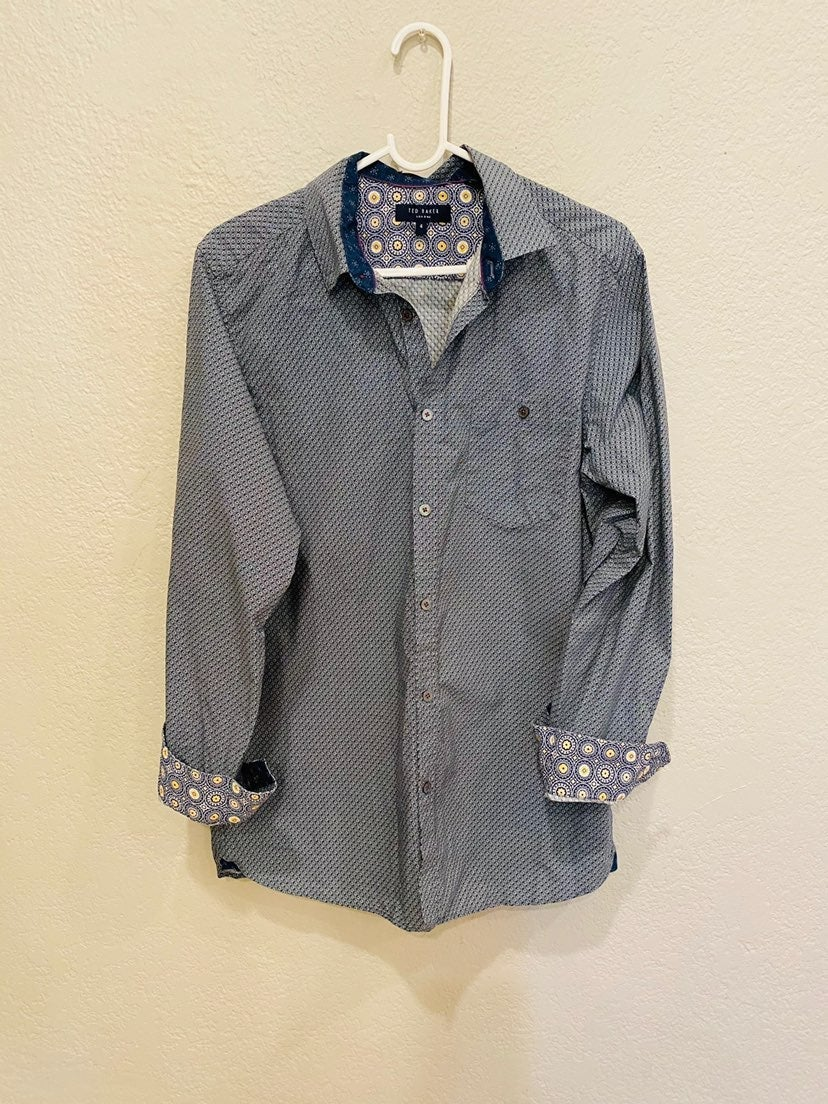 Size Small Ted Baker London Classic Fit