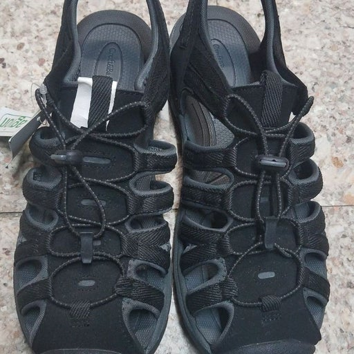 Sandals size 9 Croft & Barrow