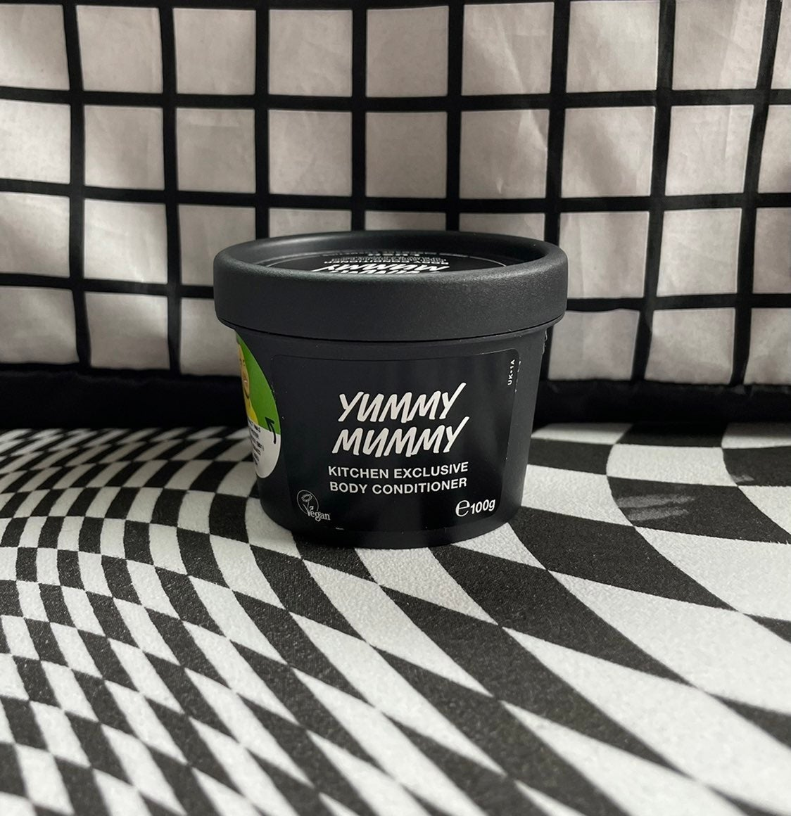 Yummy Mummy Lush body conditioner