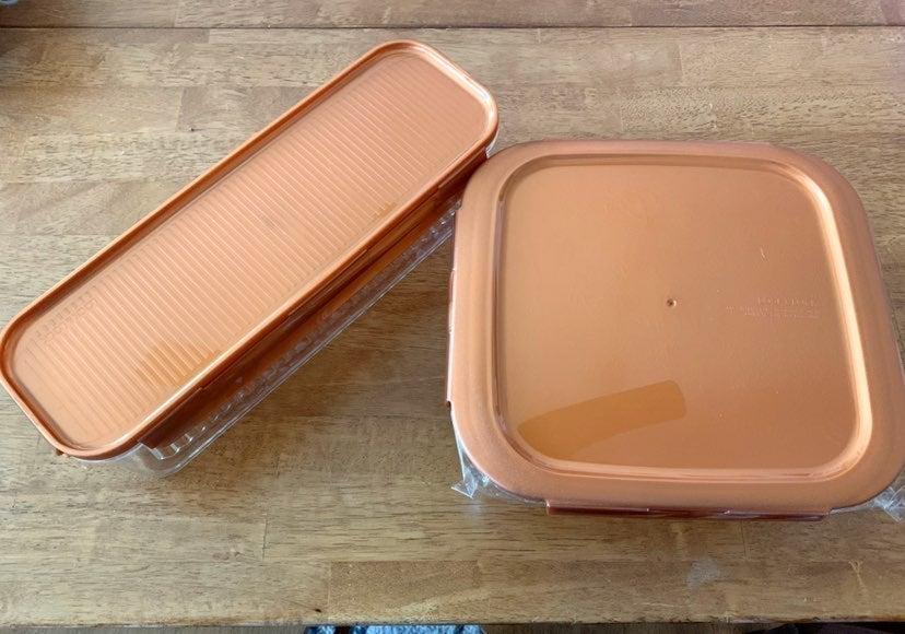 Lock & Lock Refrigarator & Baking Set