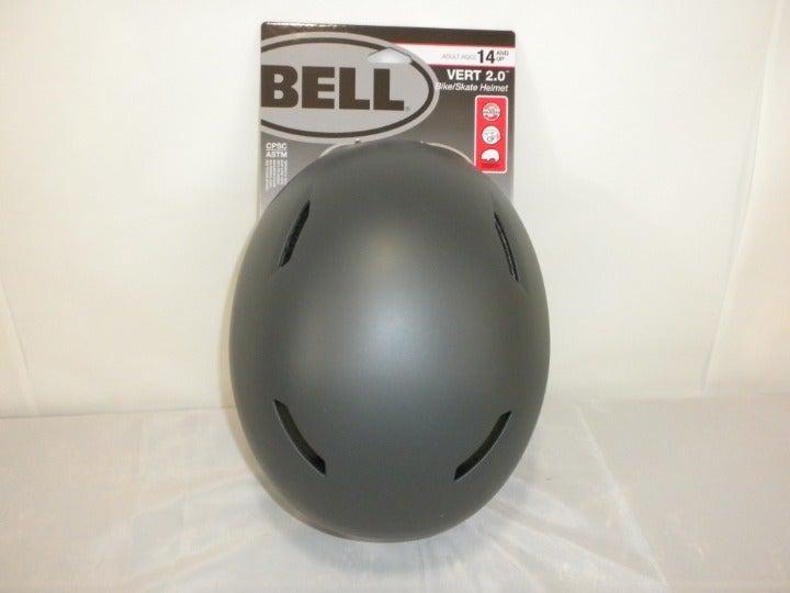 Bell Vert 2.0 Dark Titanium Bike Helmet