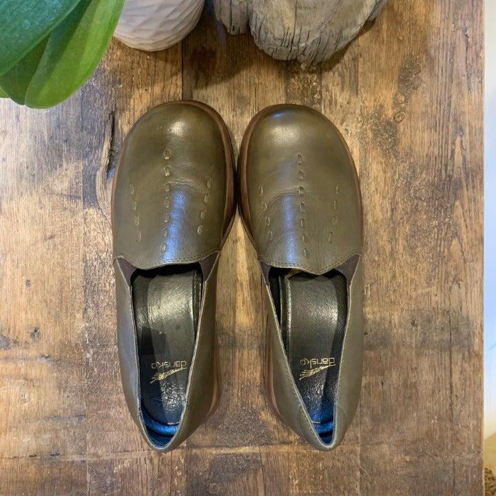 Dansko Slip On Professional Leather Shoe