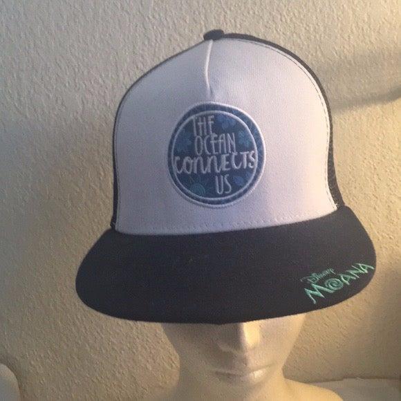 Disney Moana Hawaiian Airlines Mesh Hat