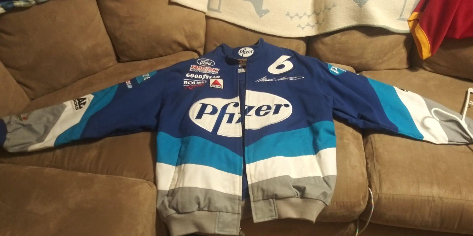 Racing jacket collectors