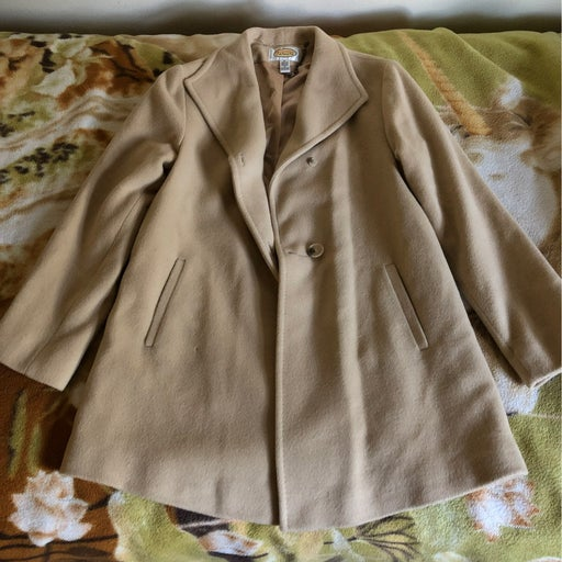 Women's Beige Coat