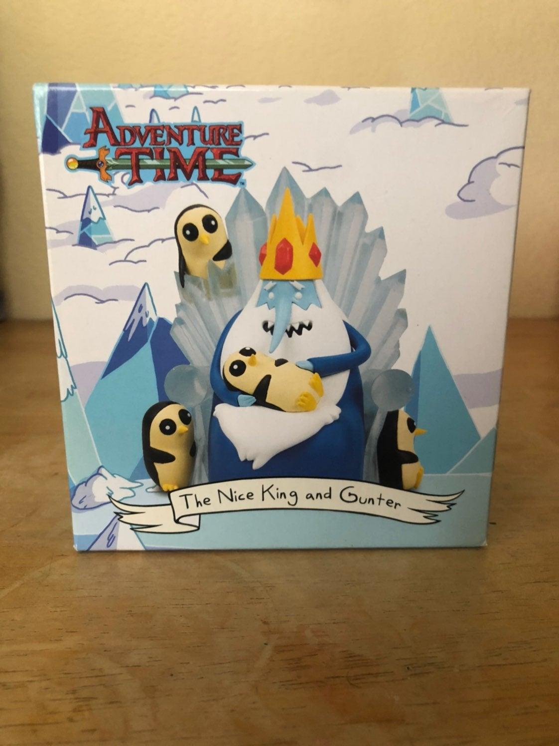 Adventure time mini collectible