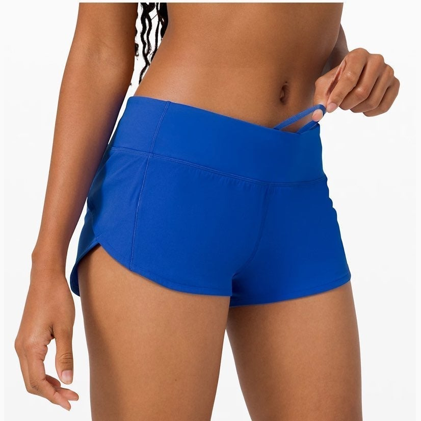 "Lululemon Speed Up Short 2.5""6"