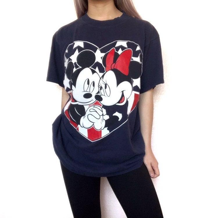 Mickey & Minnie Couple T-shirt