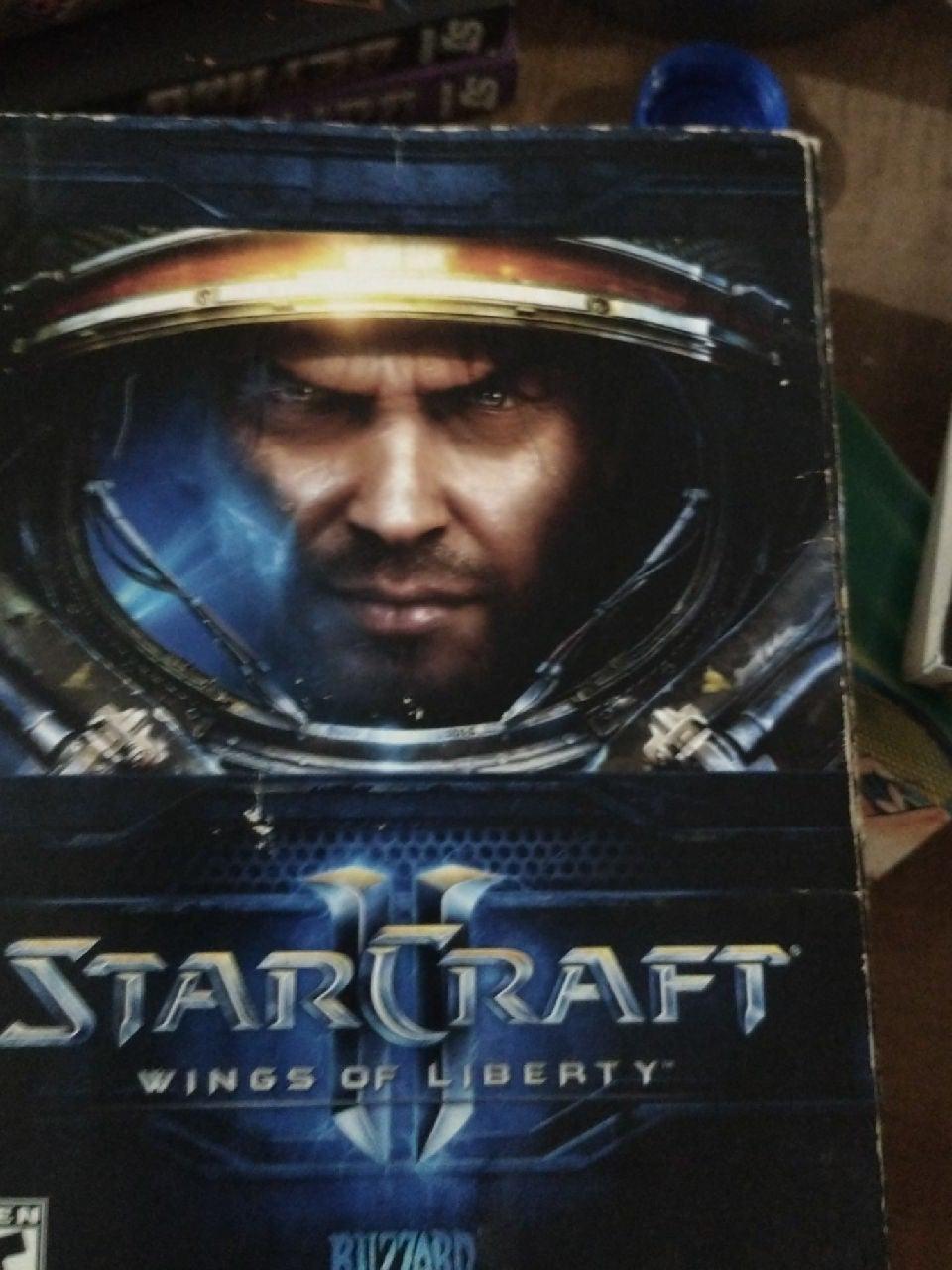 Star craft PC game