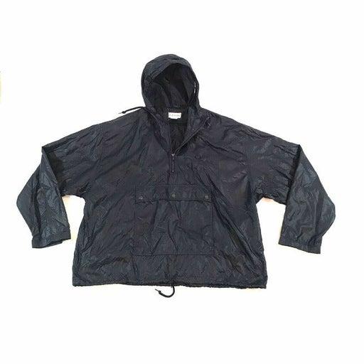 IZOD Windbreaker 1/4 Zip Hooded Pullover