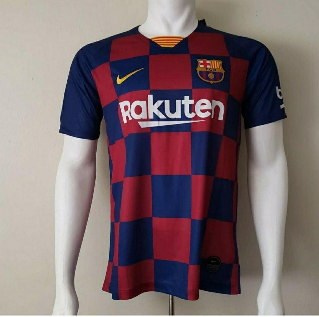 Barcelona 2019/2020 home jersey.