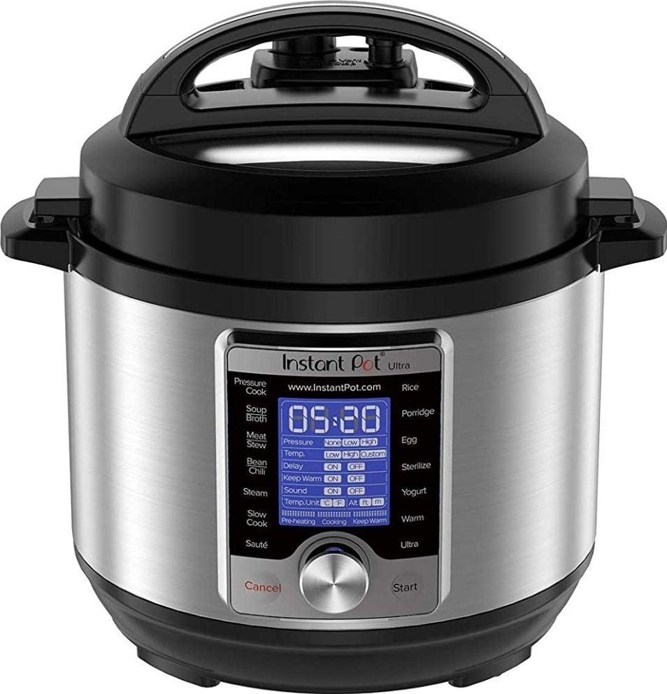 Instant Pot Ultra 3 Qt 10-in-1 Multi- Us