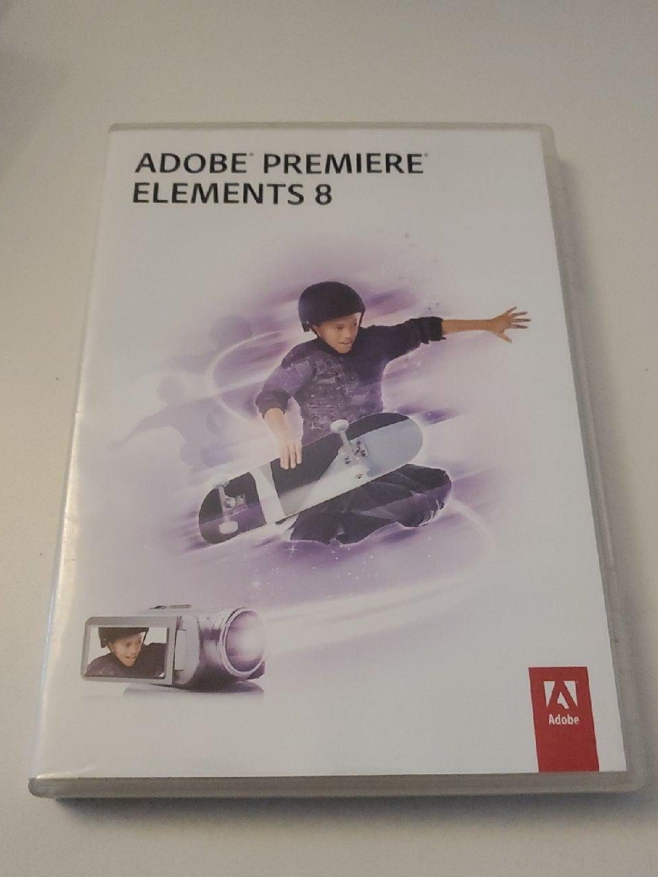 Adobe Premier Elements 8 - Windows