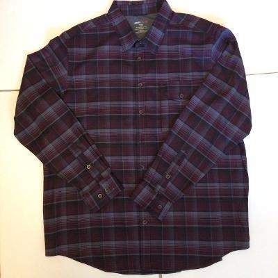 XXL Swiss Tech Men's Long Sleeve Shirt