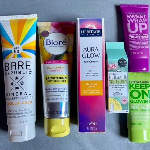 Women's Skincare Bundle