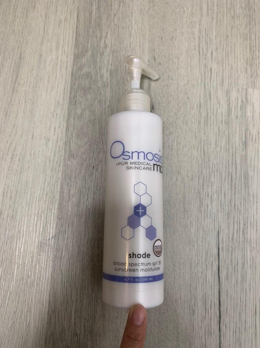 Osmosis shade sunscreen