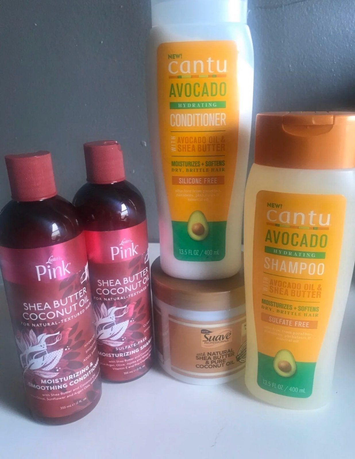 hair products bundle