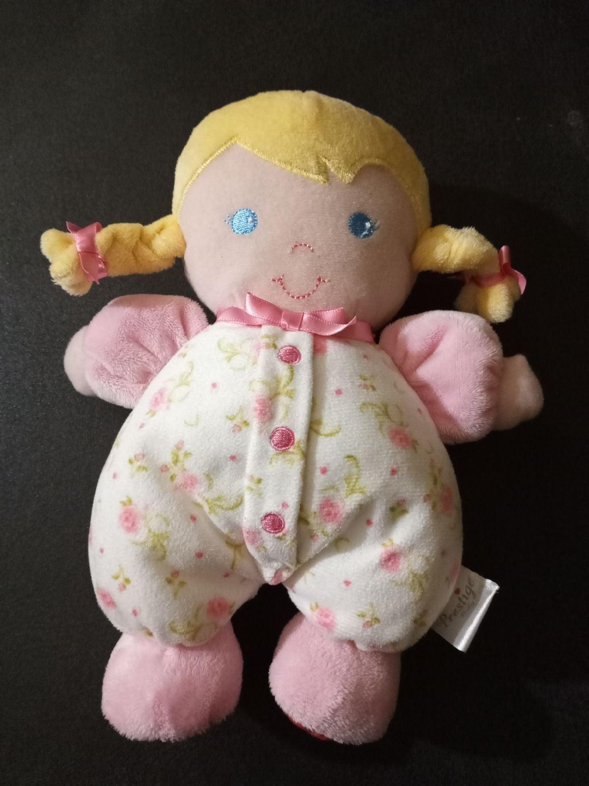 Prestige My First Baby Doll  Rattle