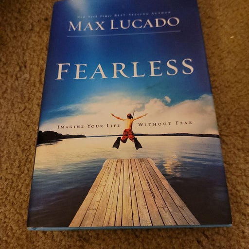 Hardcover edition of Fearless