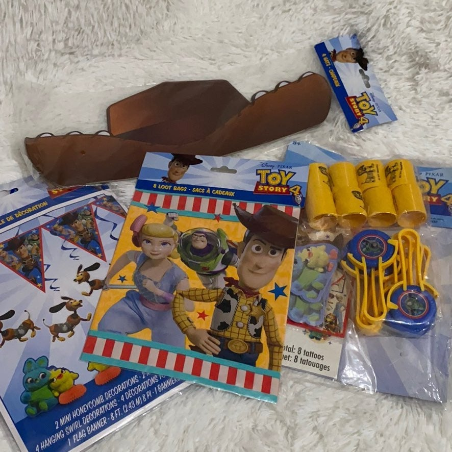 TOYS STORY PARTY DECORATIONS
