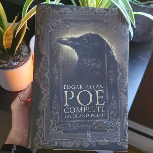 Edgar Allen Poe Complete Tales and Poems