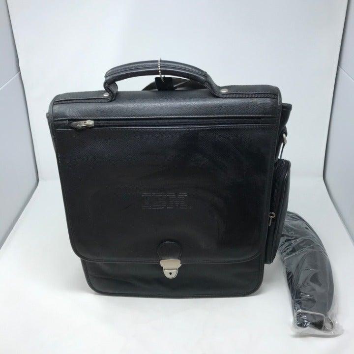 Bellino Men's Briefcase/Shoulder Bag
