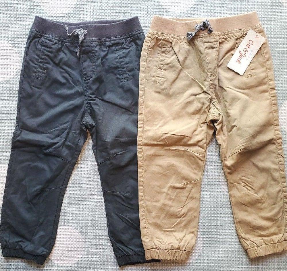 Cat & Jack 24 Month Khaki Grey Pants