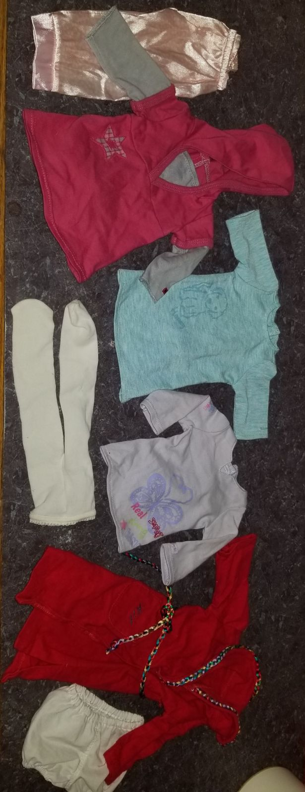 American Girl doll clothes w/ KIT ROBE