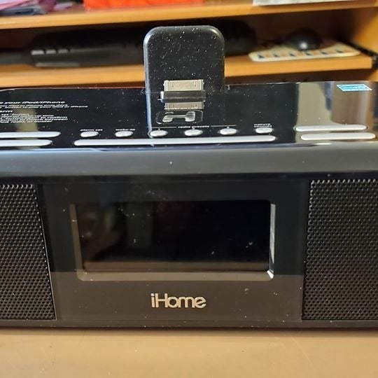 iHome (has Aux-In for all phone types)
