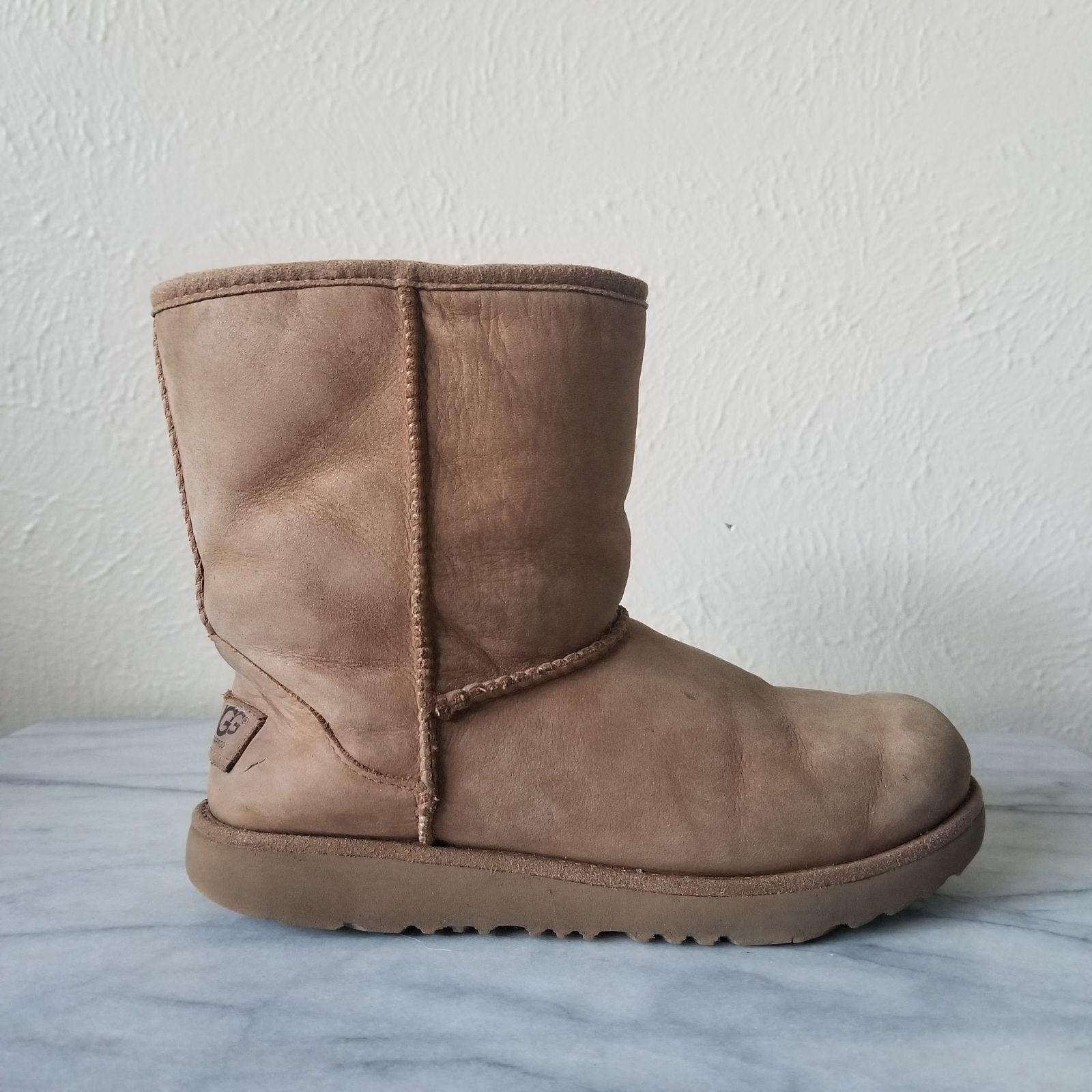UGG Classic II Short Weather Boots 3