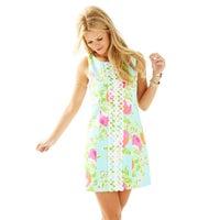 19ab7f6fe852ca Lilly Pulitzer Classic Neckline Dresses   Mercari