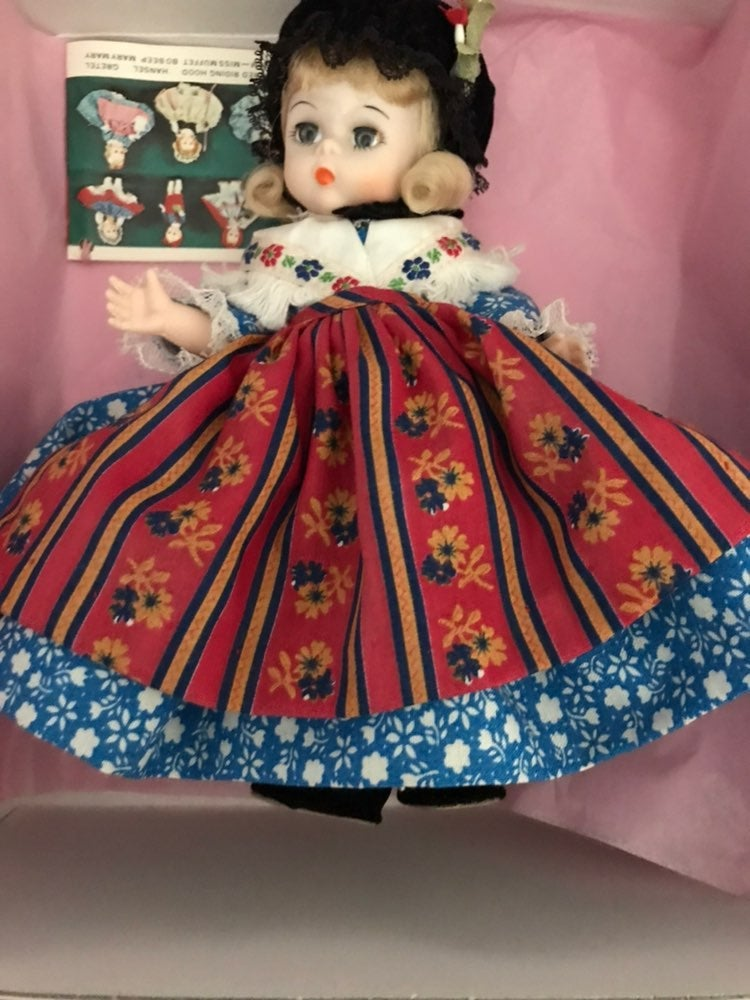 Madame Alexander Germany doll