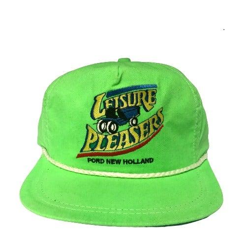 Leisure Pleasers Strapback Hat